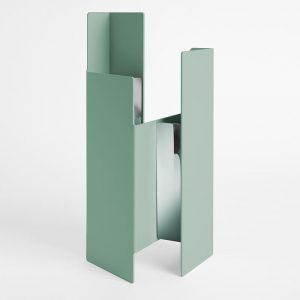 Fugit - Vase - Sage Green