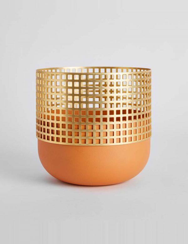 Mia - Medium Vase - Cotto