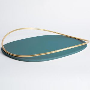 Touché - Small Tray D - Patrol Green