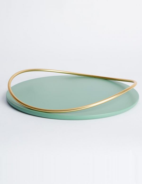Touché - Small Tray A - Sage Green