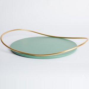 Touché - Small Tray B - Sage Green