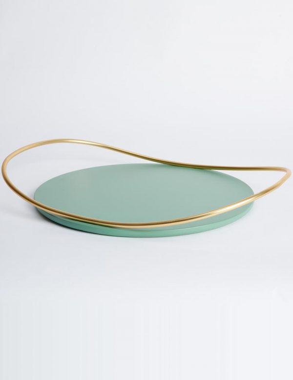 Touché - Small Tray B - Sage Green