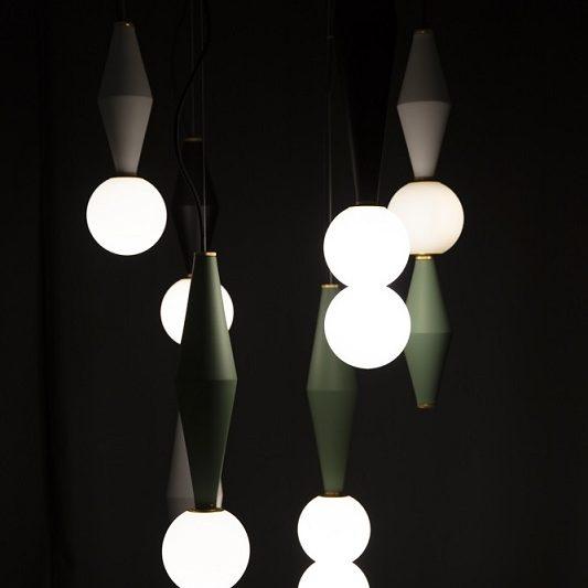 hanging lamps design serena confalonieri