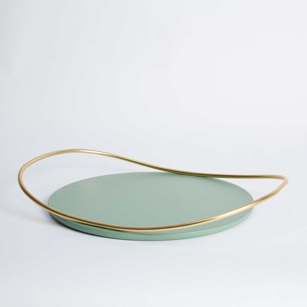 Touché b is one of our trays inside Mason Editions e-commerce